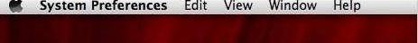 教大家OS X 系统多屏显示隐藏菜单栏