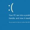 教大家Windows操作系统死机