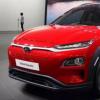 韩国本土汽车制造商现代汽车的Kona EV的销售量在6月份下滑31%