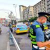宜宾市城乡道路运输管理局针对出租车的车容车貌服务等开展夜查行动