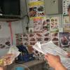 仙临镇对辖区内2家冷冻食品门市和1家快递服务点进行检查