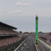 Indy500在没有风扇的情况下运行