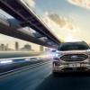 福特锐界2020款五座铂锐型上市中大型SUV售24.68万