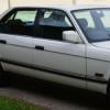 这款1992年的BMW7系几乎是全新的