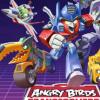 Rovio的最新游戏即将推出Autobirds和Deceptihogs