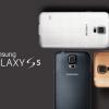 三星GalaxyS5现在可以在英国预订
