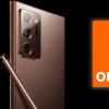 您现在可以以折扣价购买橙色的三星 Galaxy Note 20