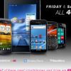 T-Mobile父亲节促销活动免费提供4GAndroid设备