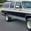 1989年雪佛兰Suburban 2500 4x4 Camper SUV看起来像一个周末勇士