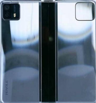 柔宇科技应该算折叠屏手机市场的先行者