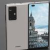 华为是在2月份发布的折叠屏手机Mate X
