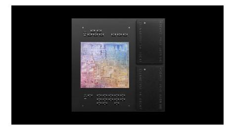 苹果为高端Mac开发多达32核的苹果SiliconSoC