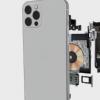 今年iPhone 12 Pro的主板采用L形双层主板设计