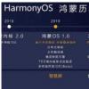 华为曾预告鸿蒙OS手机测试版将于12月份进行小规模内测