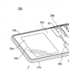华为这款专利采用了类似三星Z Flip的竖向折叠翻盖设计