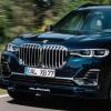 2021年Alpina XB7超级SUV的动力总成意味着业务
