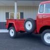 一位拥有者Willys Jeep FC-170敞篷卡车显示52000原始里程