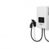 Dcbel的充电站可以通过电动汽车为您的房屋供电