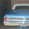 Barn-Find 1967雪佛兰Chevelle SS 396敞篷车没有储备