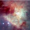 科技在线:哈勃斑点在Kleinmann-Low星云中快速移动的失控之星