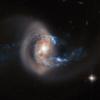 科技在线:天文学家说星系的小合并是恒星形成的重要驱动因素
