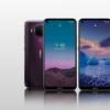 诺基亚发布了新款智能手机诺基亚5.4