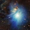 科技在线:天文学家拍摄令人惊叹的星云照片