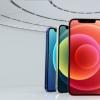 iPhone 12均采用超瓷晶面板玻璃搭配铝金属边框