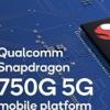 高通推出了全新的骁龙7系列芯片骁龙750G