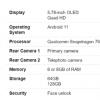 近日有外媒曝光了谷歌Pixel 5的参数信息