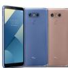LG G6 配备 128GB 存储空间优质音频和新颜色