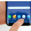 三星 Galaxy S8 的 Home 键可以移动以防止烧屏