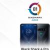知名评测机构DXOMARK公布了黑鲨4 Pro的音频得分